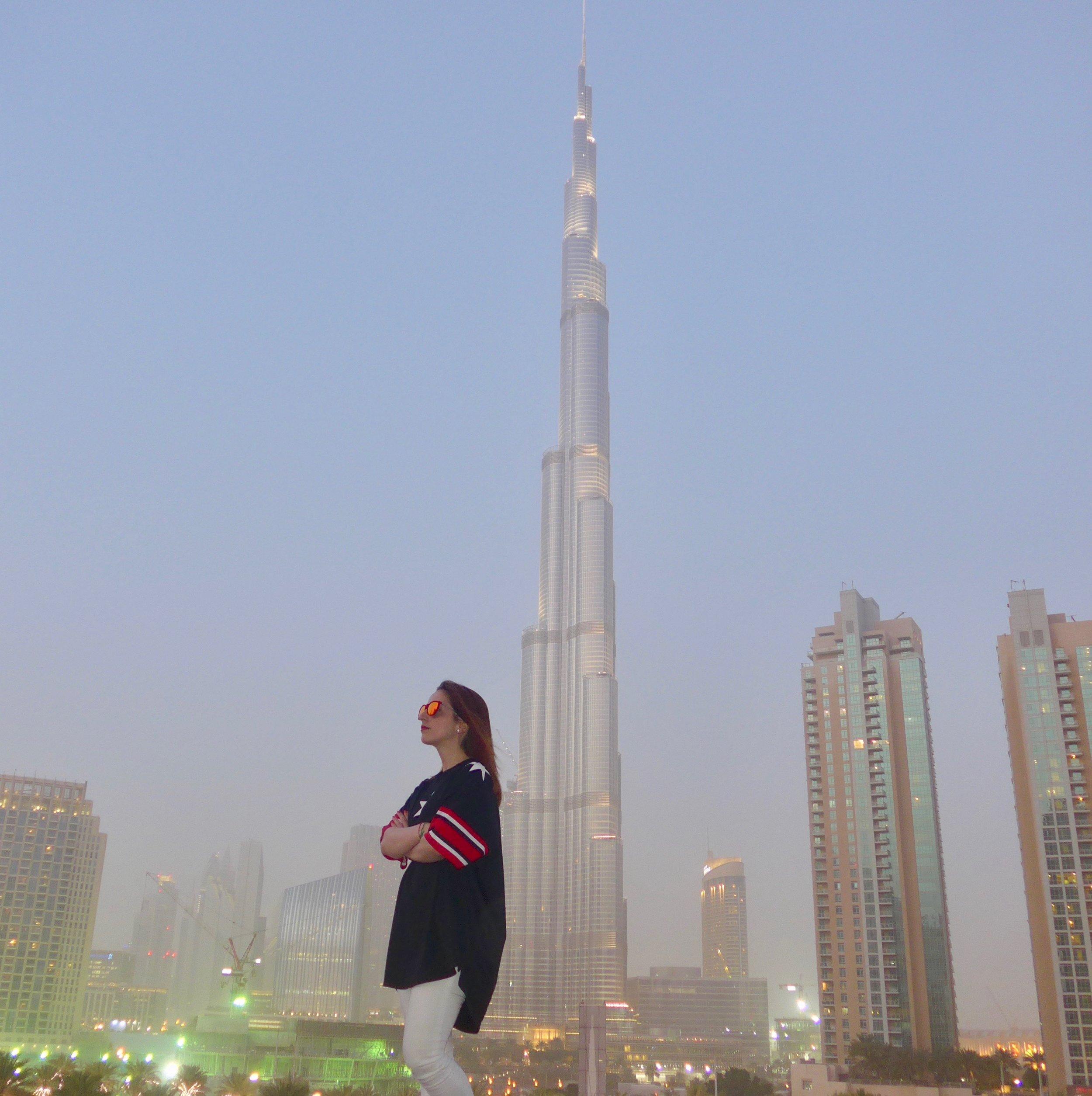 BURJ KHALIFA • DUBAI, UAE PHOTOGRAPHER: KHALID