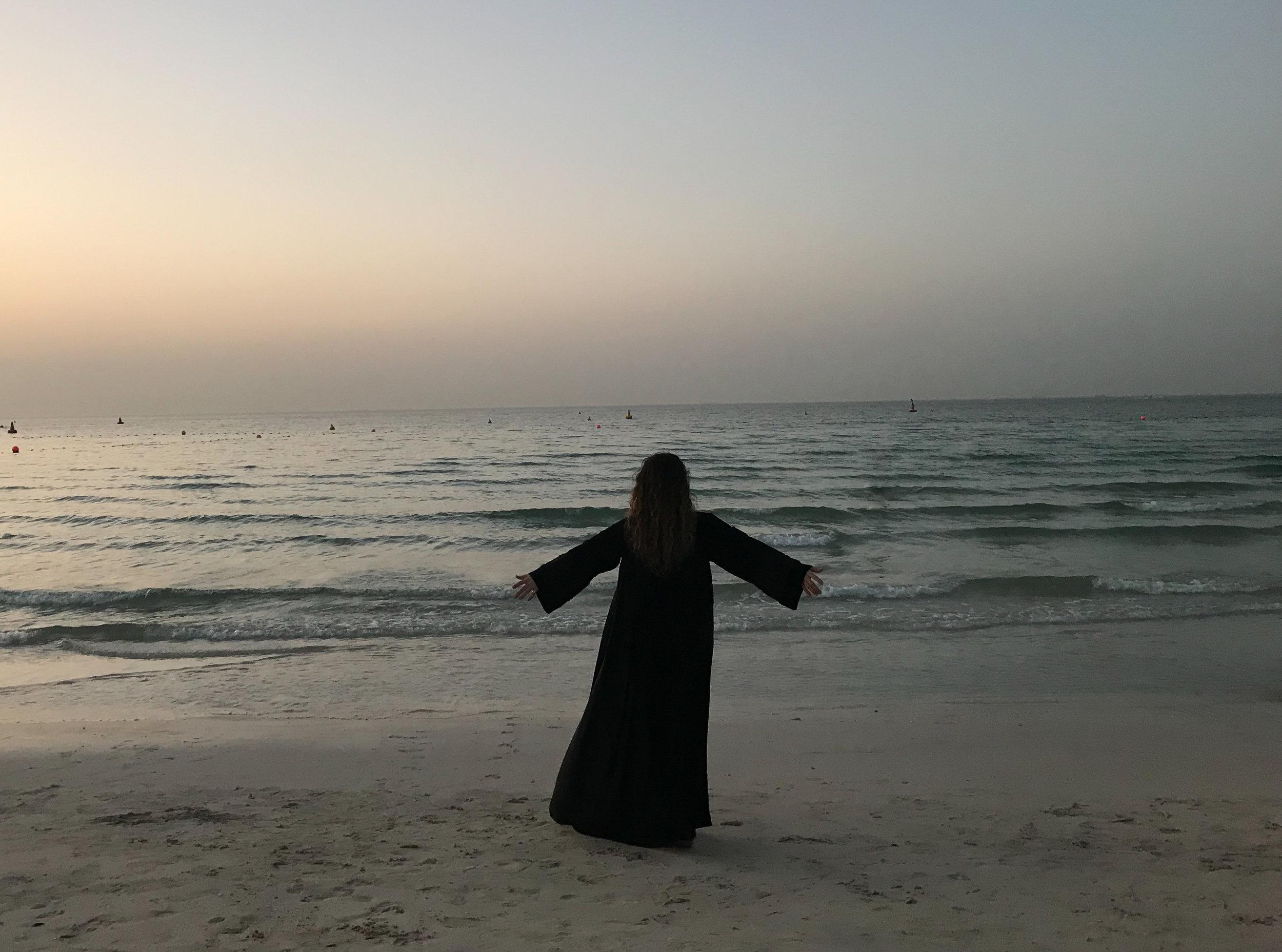 JUMEIRAH BEACH • DUBAI, UAE PHOTOGRAPHER: JAMILA