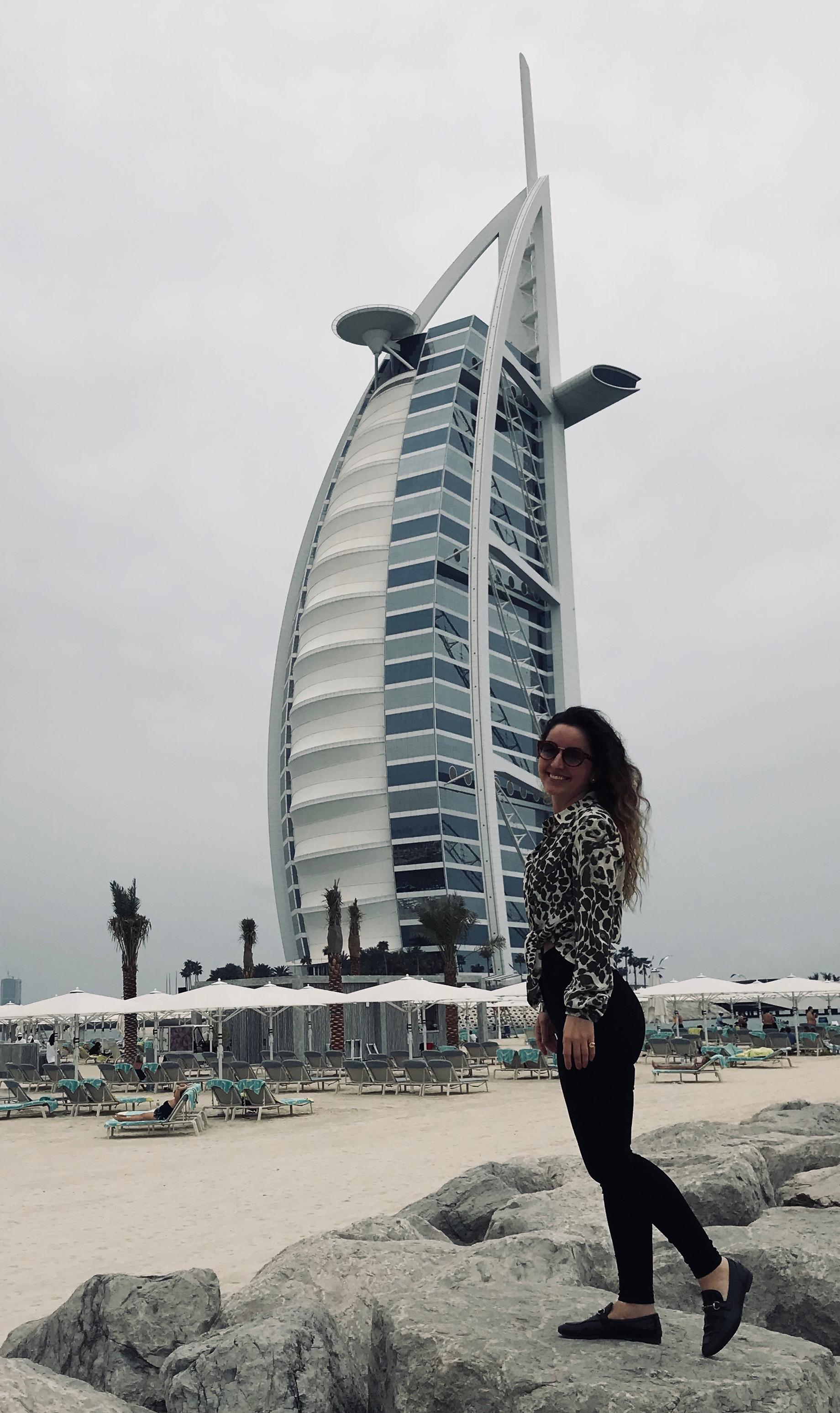 JUMEIRAH BEACH HOTEL • DUBAI, UAE PHOTOGRAPHER: DIANA TURNER
