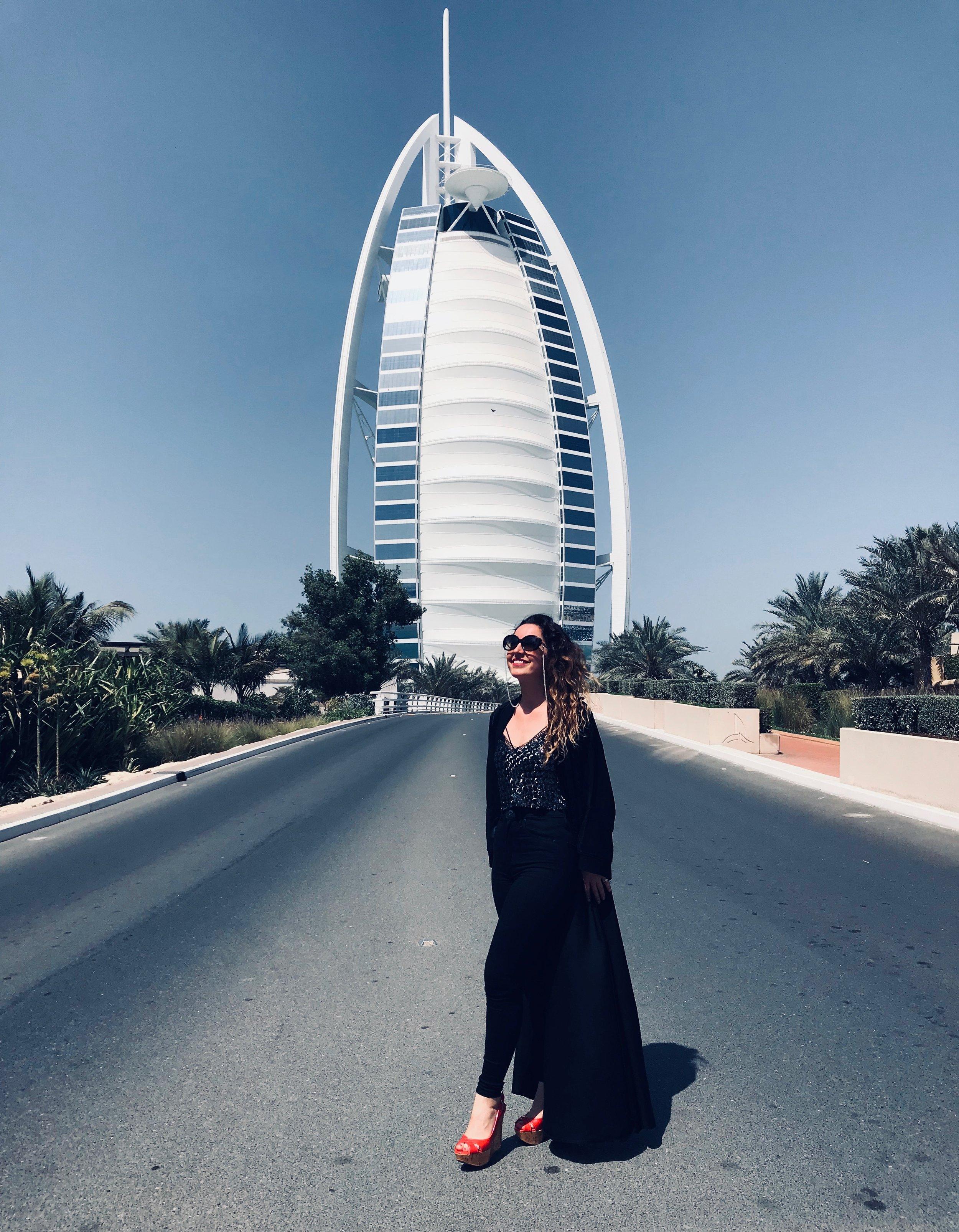 BURJ AL ARAB • DUBAI, UAE PHOTOGRAPHER: JUM'AN