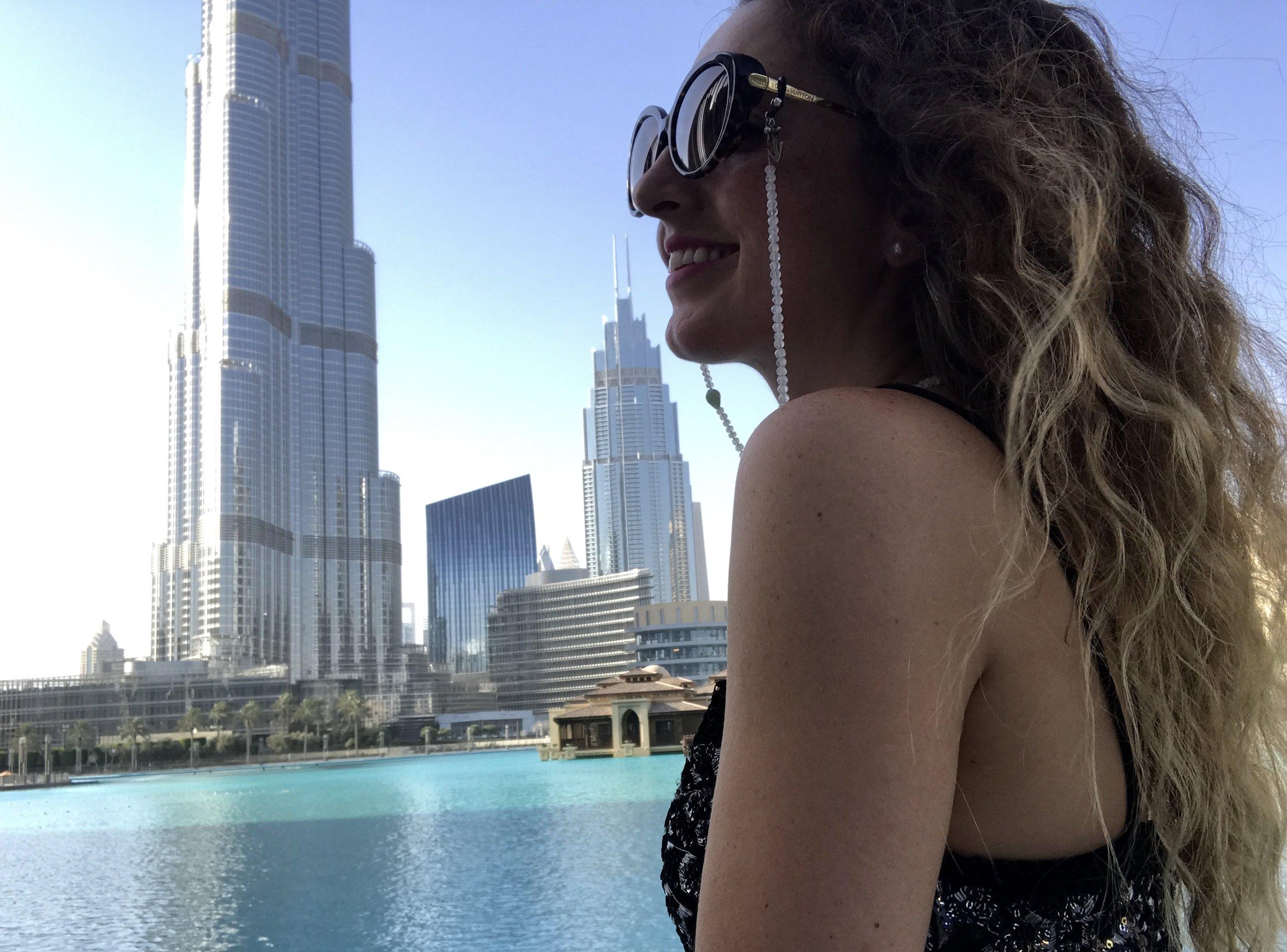 BURJ KHALIFA • DUBAI, UAE PHOTOGRAPHER: [iamvalmira]