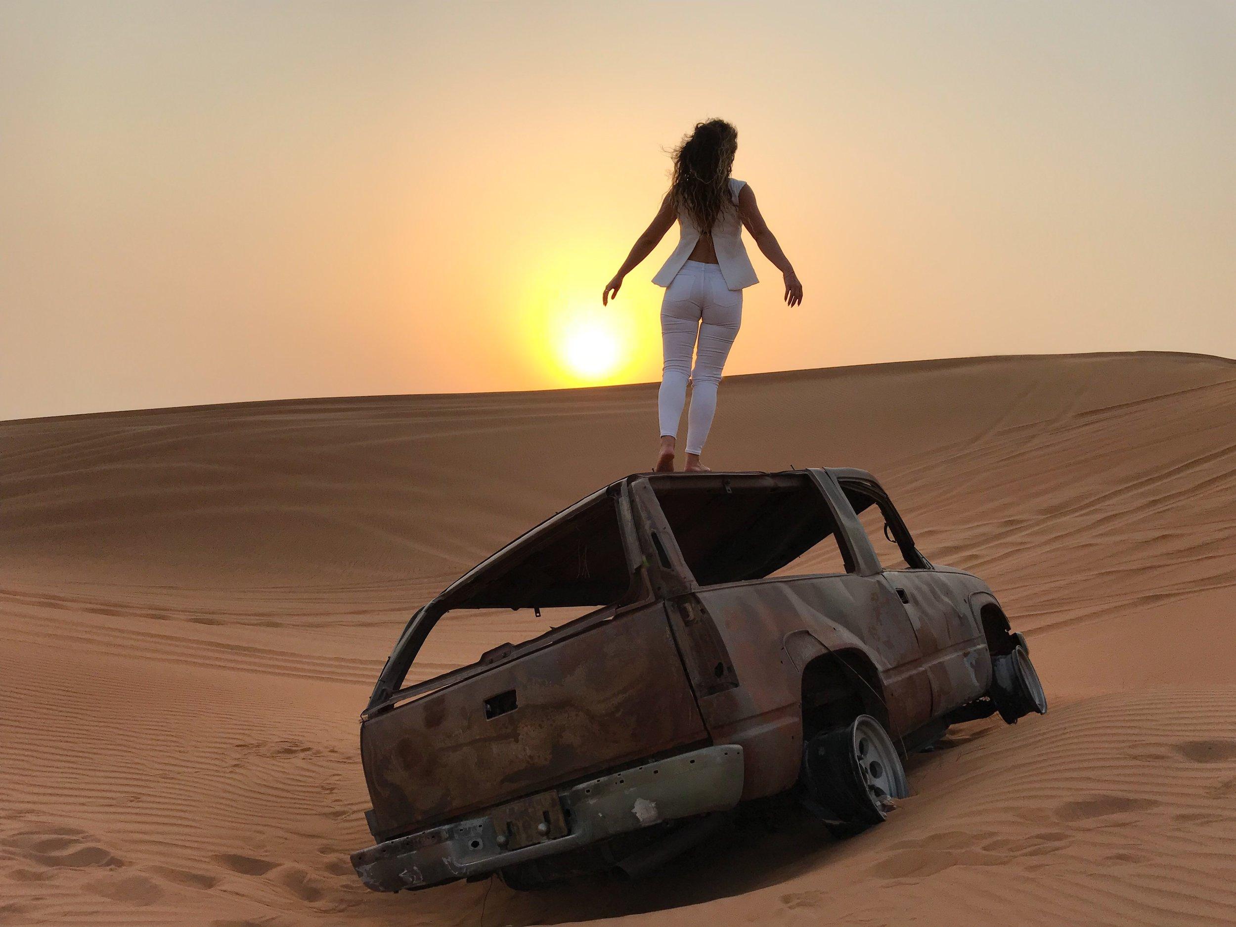 TOUR DUBAI ROYAL SAFARI • DUBAI, UAE PHOTOGRAPHER: ABDUL