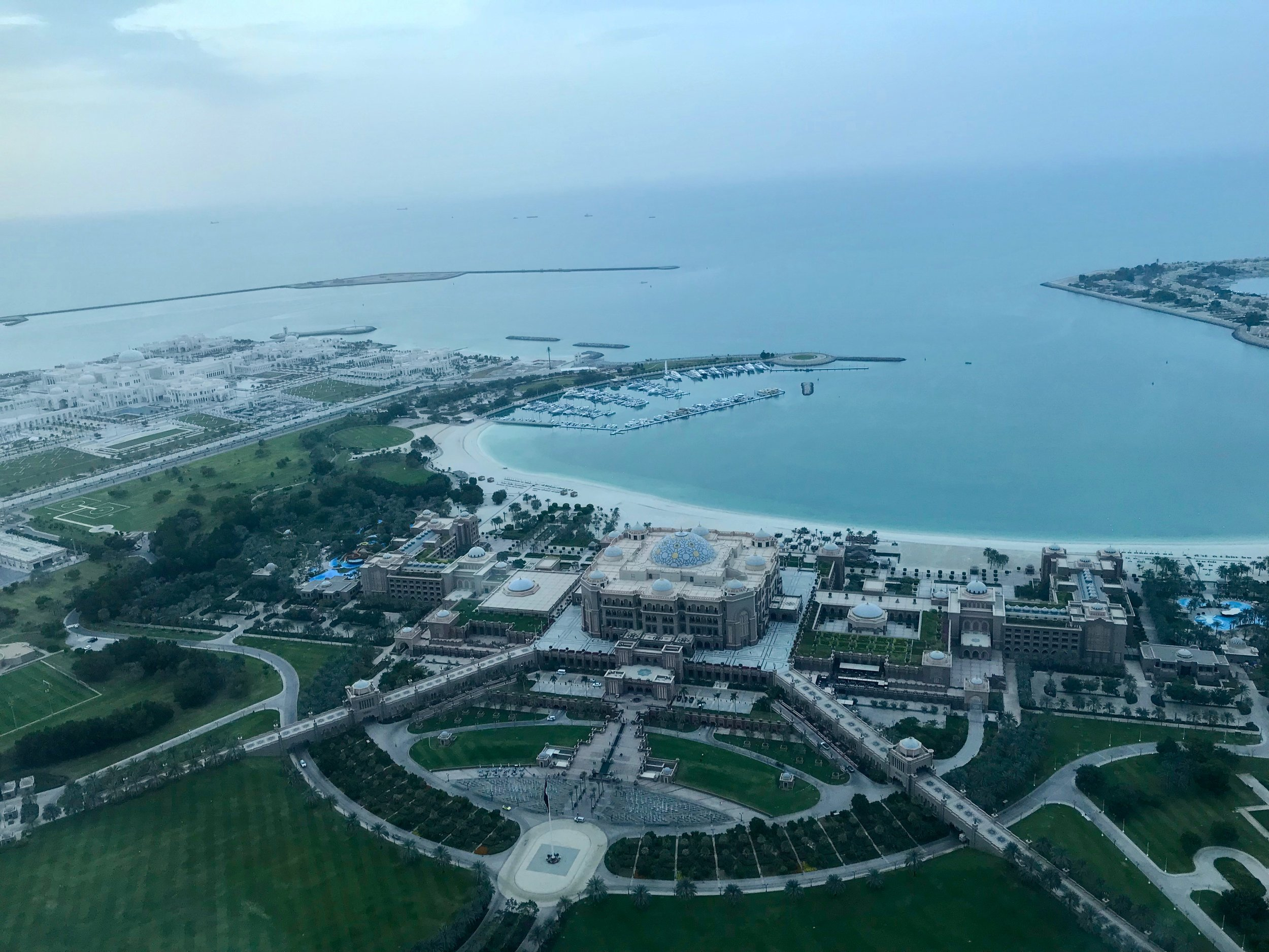 JUMEIRAH ETIHAD TOWERS • ABU DHABI, UAE PHOTOGRAPHER: [iamvalmira]