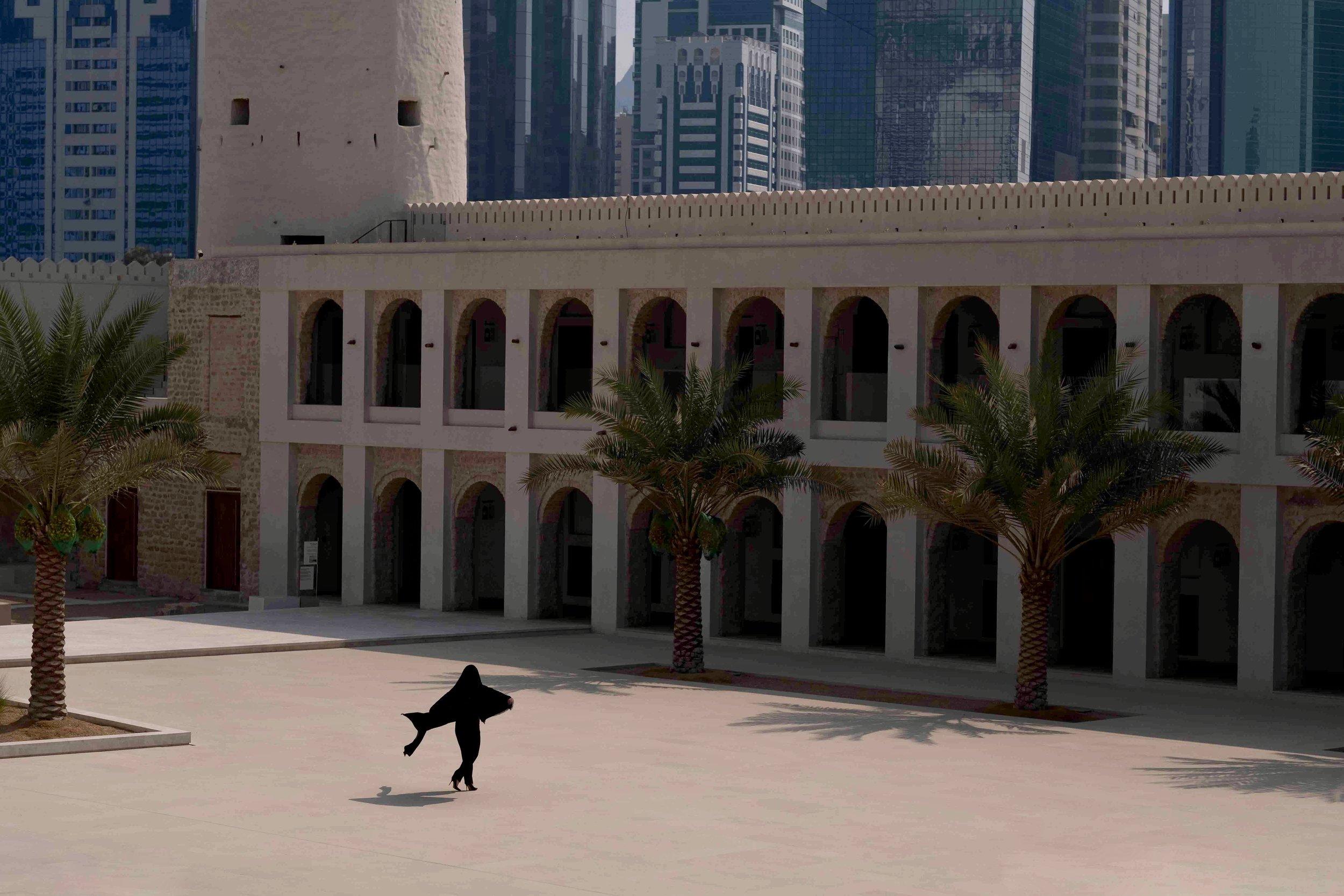 QASR AL HOSN • ABU DHABI, UAE PHOTOGRAPHER: ALJOHN NOVA
