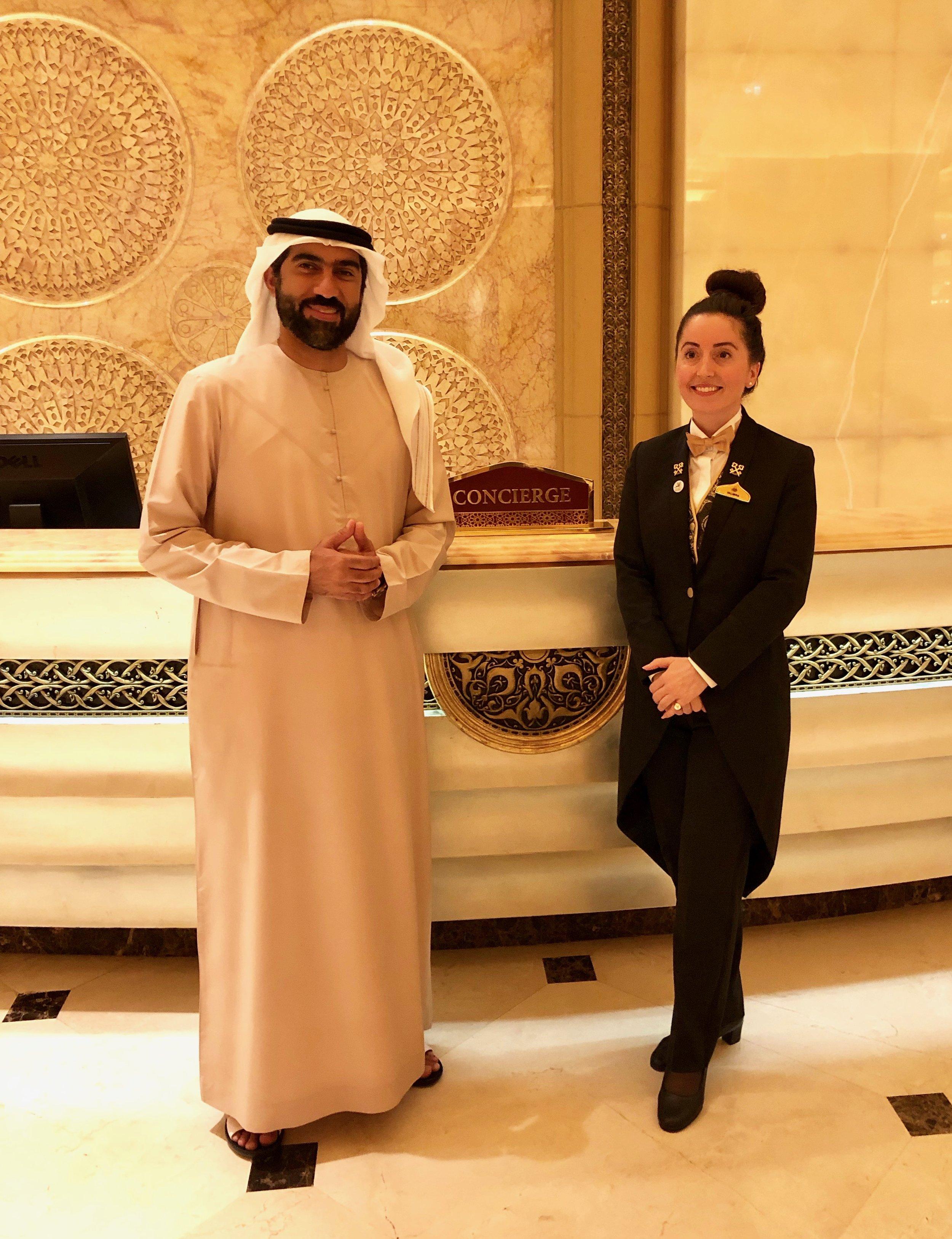 EMIRATES PALACE • ABU DHABI, UAE PHOTOGRAPHER: NORBU