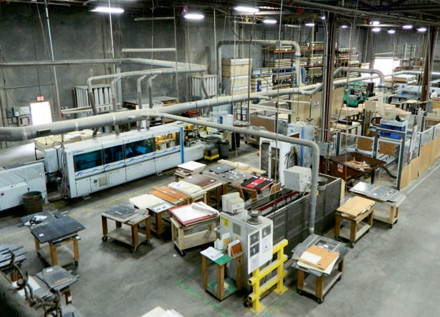 """Tampa, Fla.-based EMI Industries implemented its """"all for one, one for all"""" theory by designing factories on the same basic platform, focusing on state-of-the-art machinery, training personnel, inspiring leadership, centralizing production data, and implementing a universal system specifically designed to manage production."""