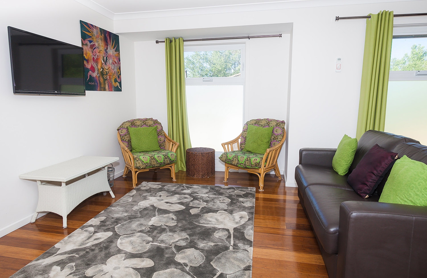 One-bedroom apartment in Canberra