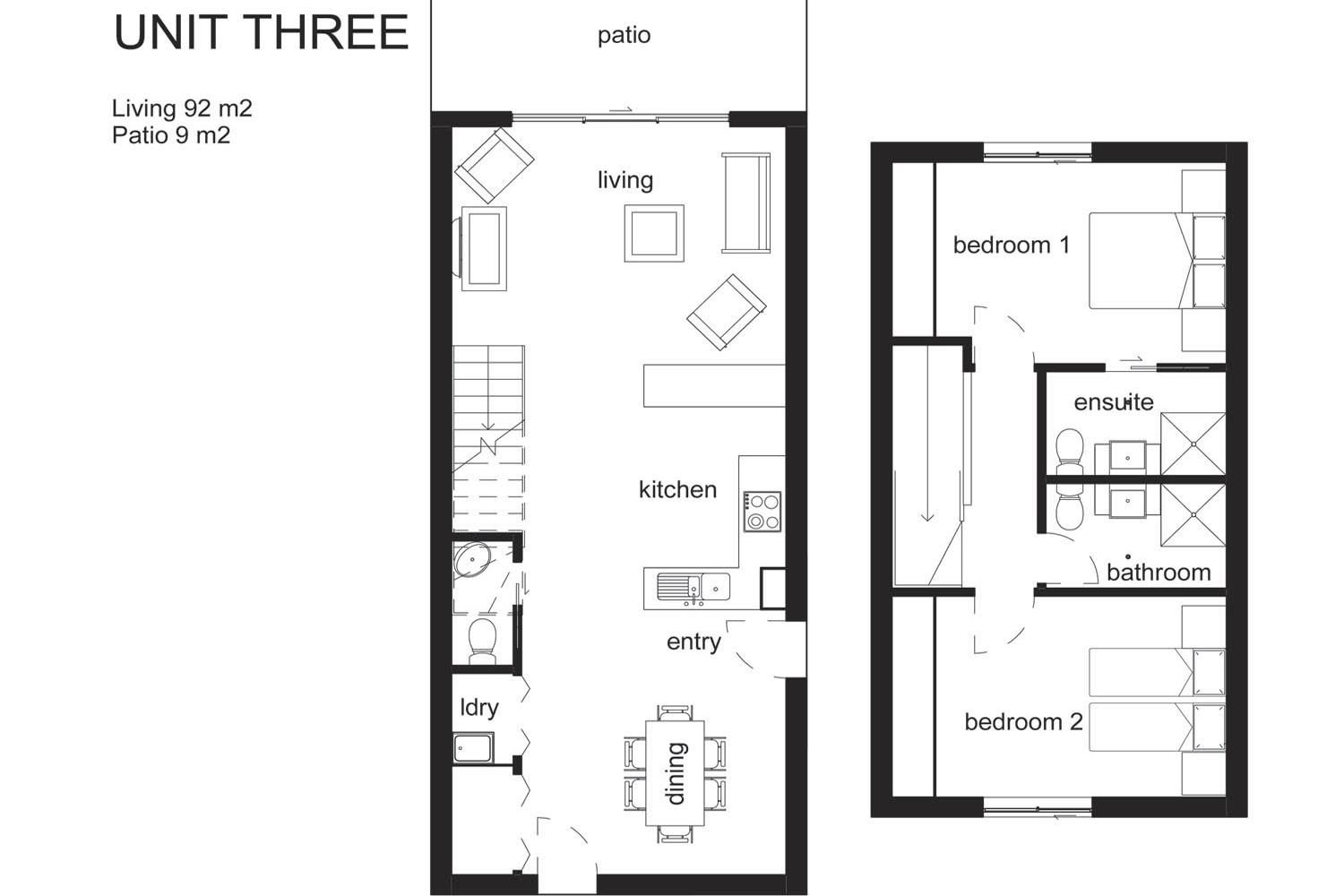 One of a Kind Apartments Kyoto Unit 3.jpg