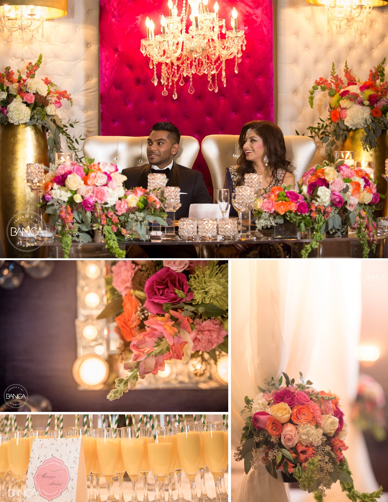 Glamorous Indian Wedding