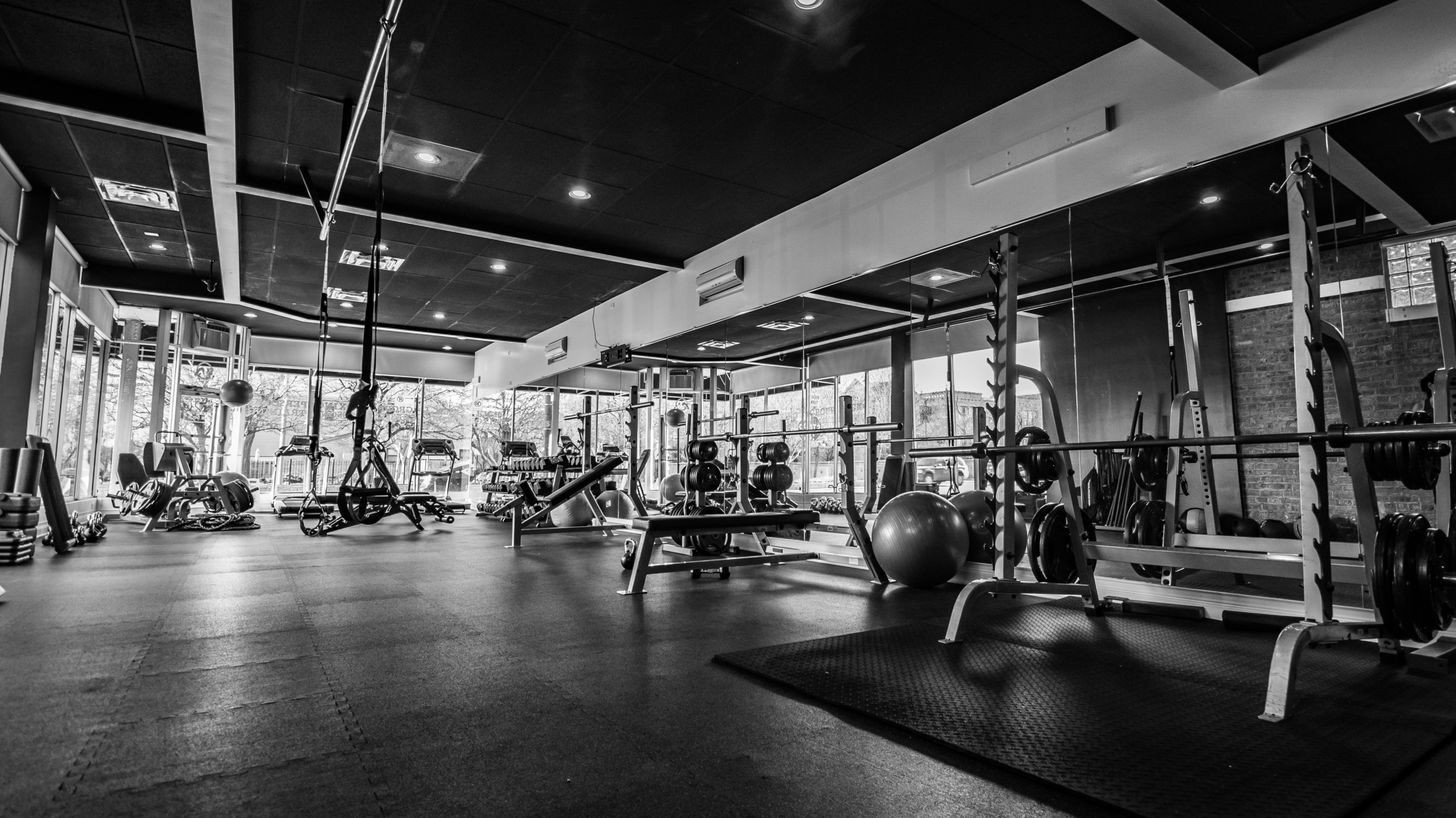Personal Training - Full-body workouts tailored to your specific fitness needs and goals with experienced personal trainers!Click here to learn more.