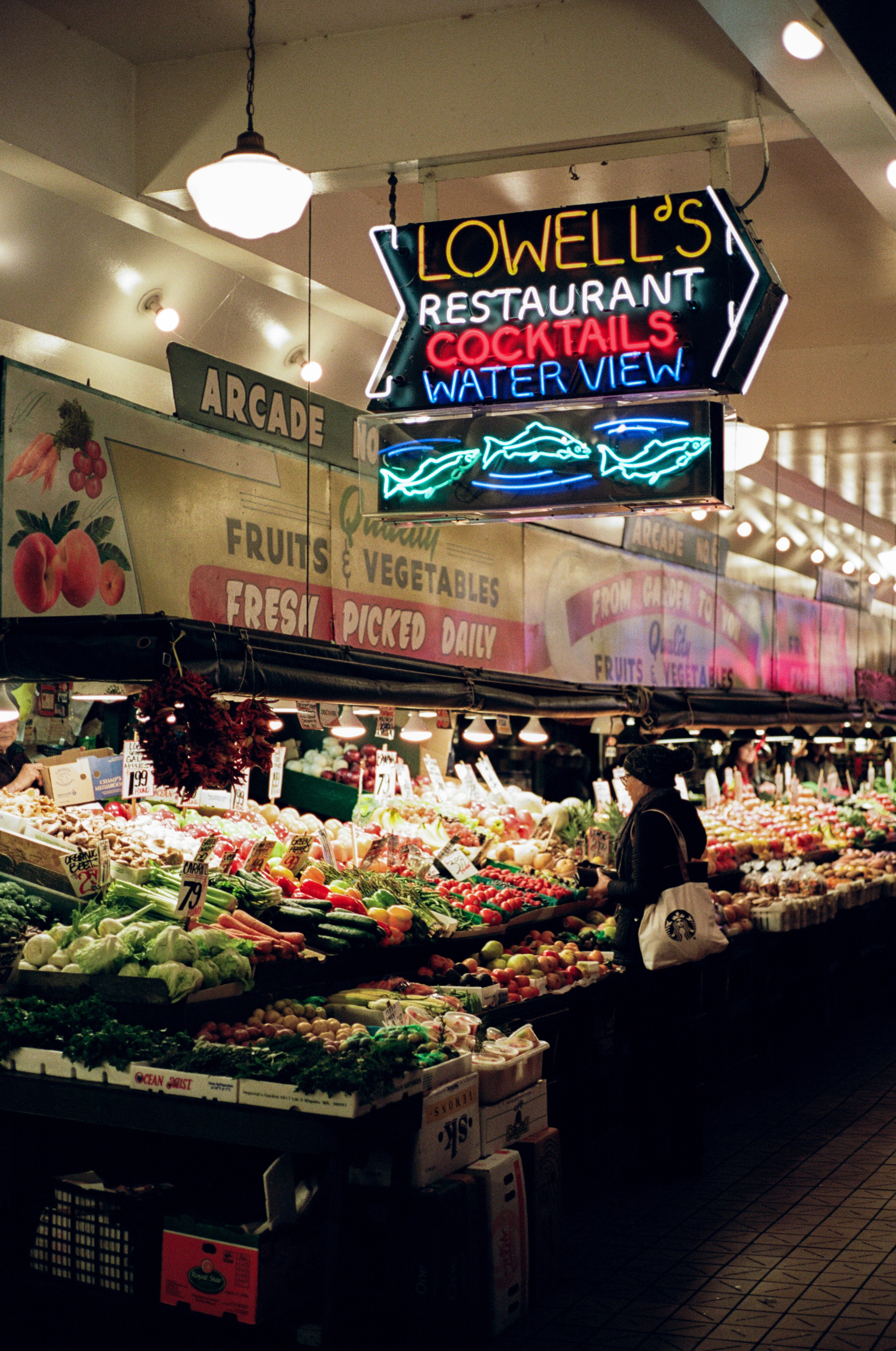 Pikes Place Market, Seattle