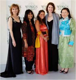 Rosaly Lopes, Aparajita Datta, Leela Hazzah, Maya Tolstoy, Bolortsetseg Minjin
