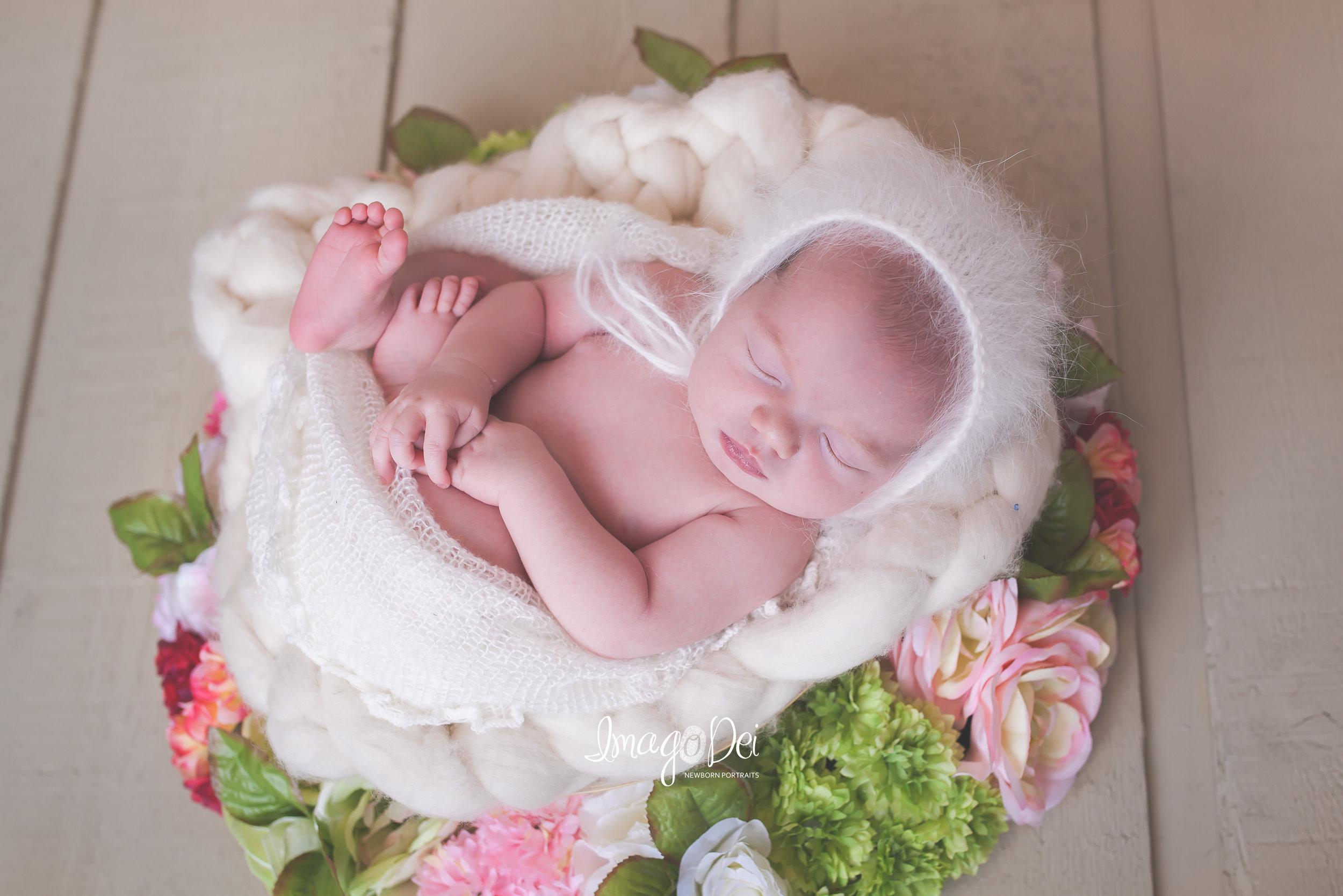Columbia MO Newborn Photographer 9