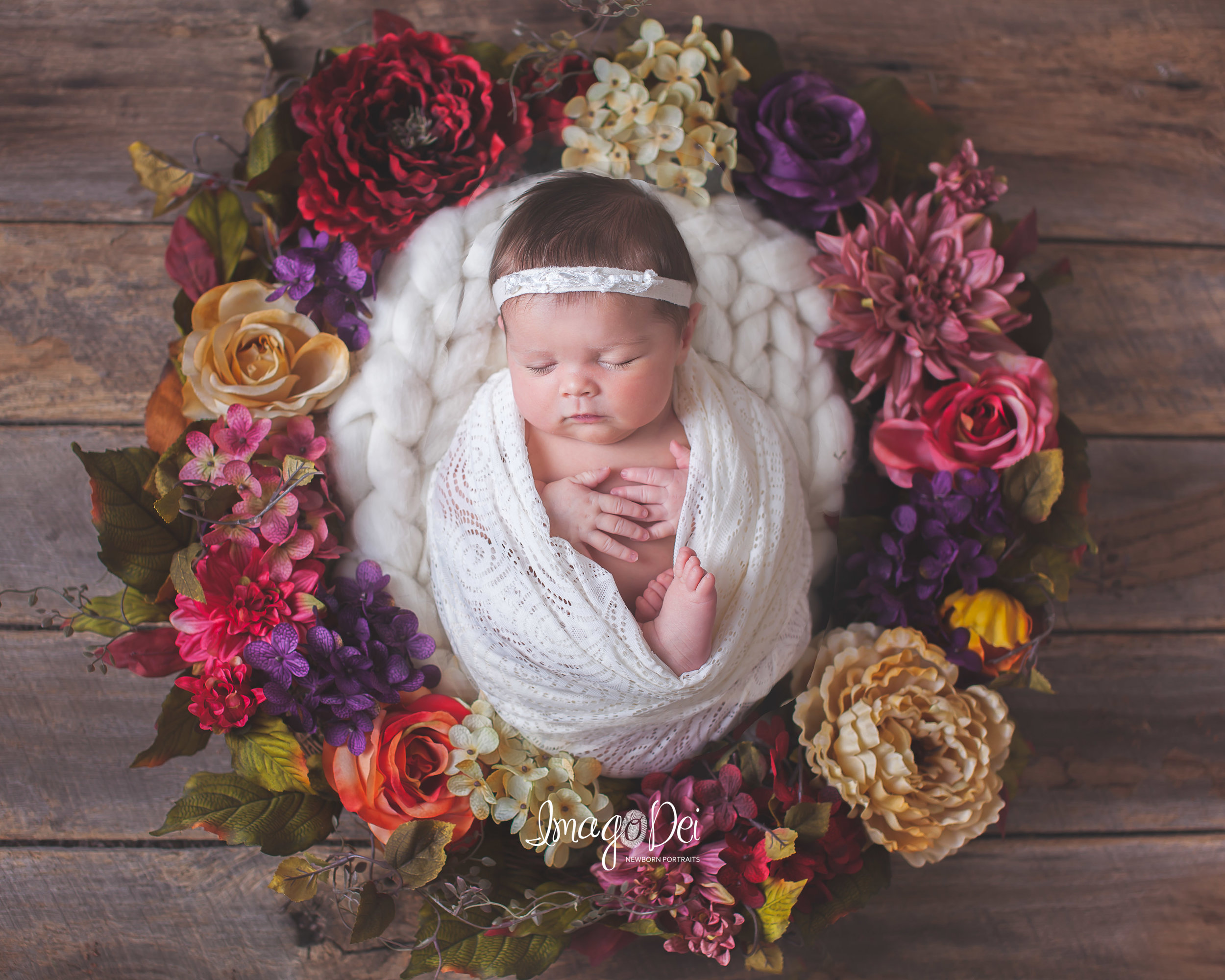 "- ""Crystal captured the most beautiful images of our baby girl! She was kind and welcoming, and very easy to work with. Thank you for your great work Crystal!""-Bailey C"