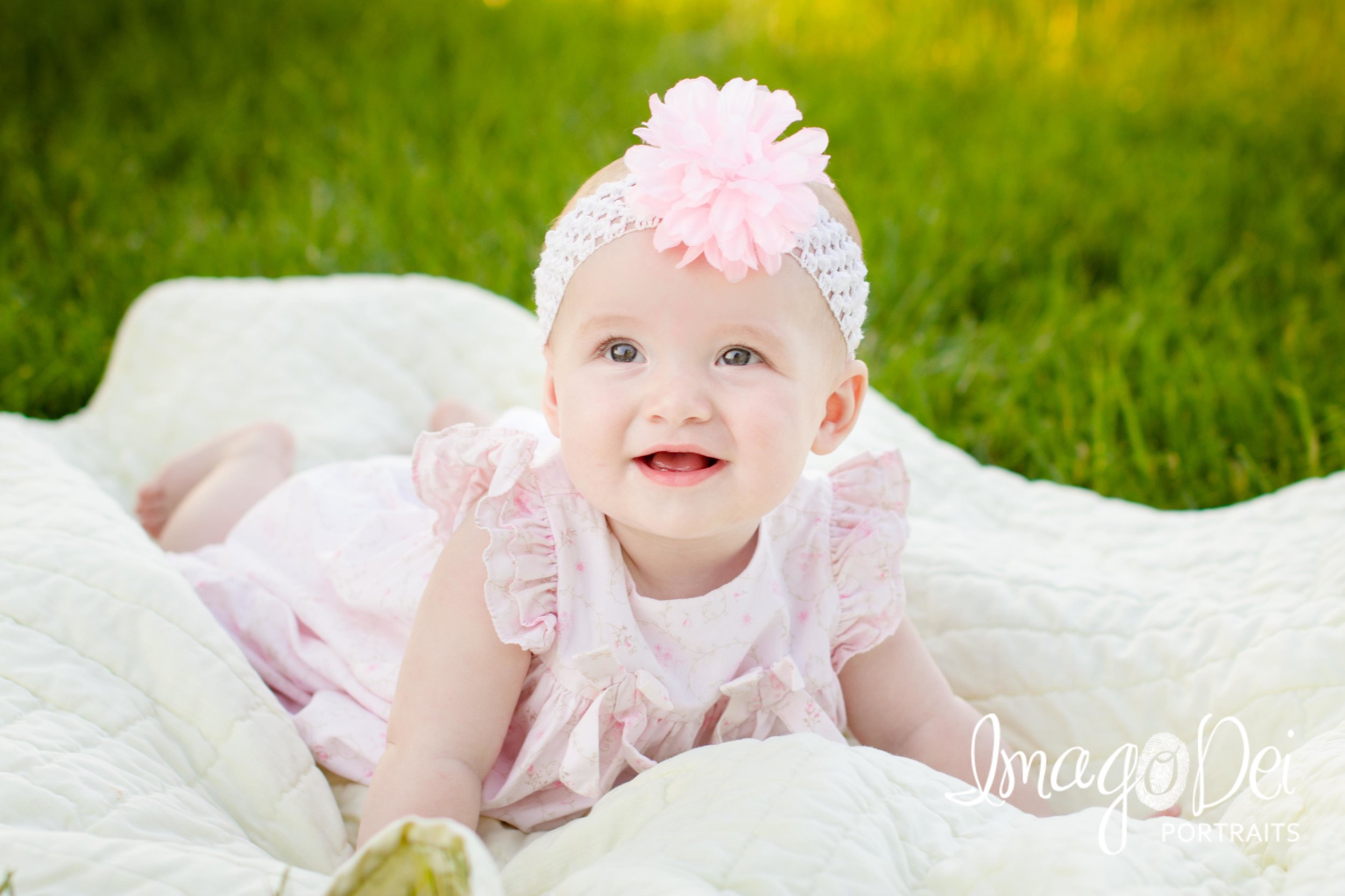 "- ""Crystal is wonderful to work with and is very talented. She has photographed our daughter and family multiple times and we are always amazed by her beautiful work! High-quality vibrant pictures. Very professional look. Also, skilled baby posing & positioning.""-Sheryl B"