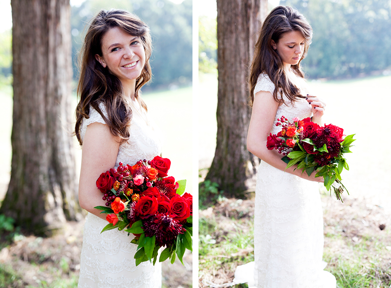 Katie Bridal Portraits Letters and Light Georgia Wedding Photography