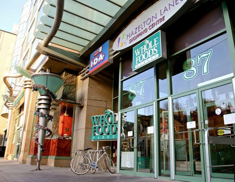 Whole Foods Yorkville, store exterior [  Image Source  ]