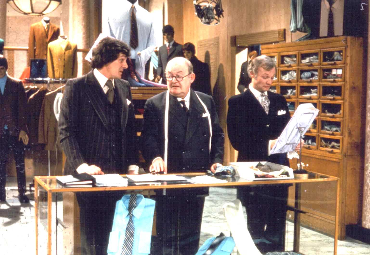 Photo credit: BBC's 'Are You Being Served' via Wikipedia
