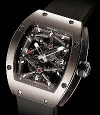 Richard Mille Tourbillion watch