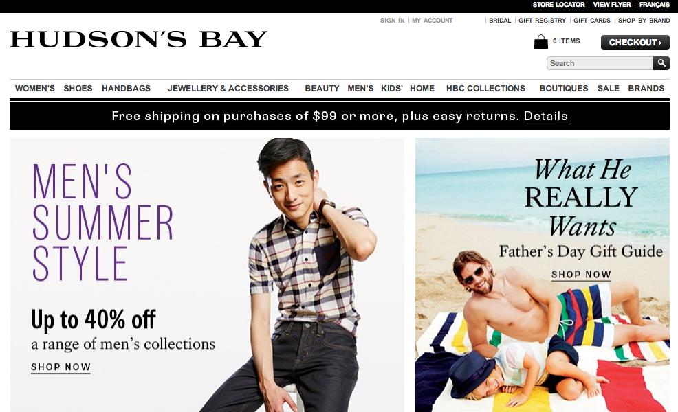 Hudson's Bay website retail insider.png