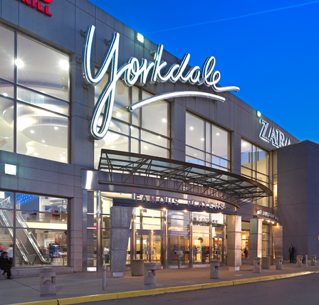 Sources say that Toronto's Yorkdale Shopping Centre will become home to a 35,000 sq ft Uniqlo store. Photo: Wikipedia.