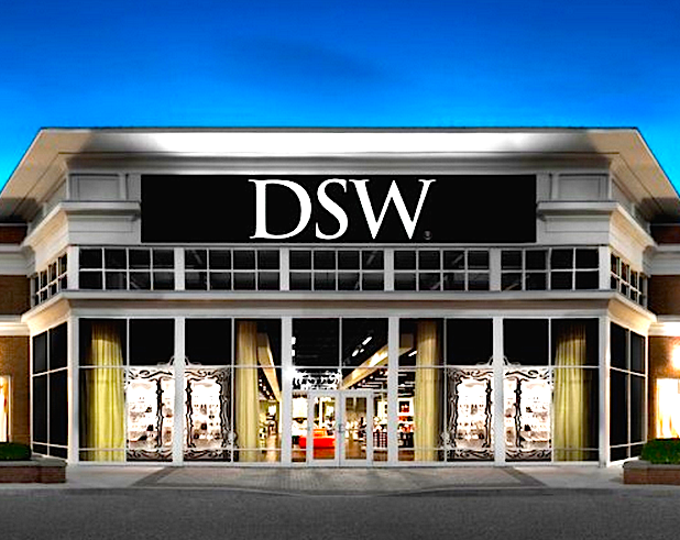 Photo: DSW Designer Shoe Warehouse.