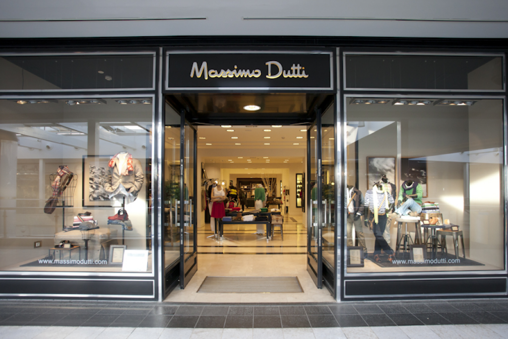 Massimo Dutti's will expand beyond Toronto, despite mediocre sales and almost non-existent advertising. Photo:www.medcosmos.gr