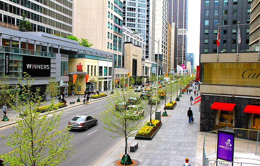 Photo: androiduk, Urban Toronto