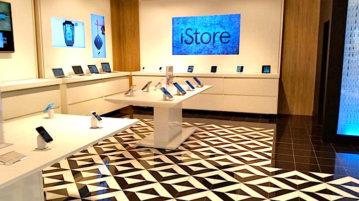 Photo: iStore
