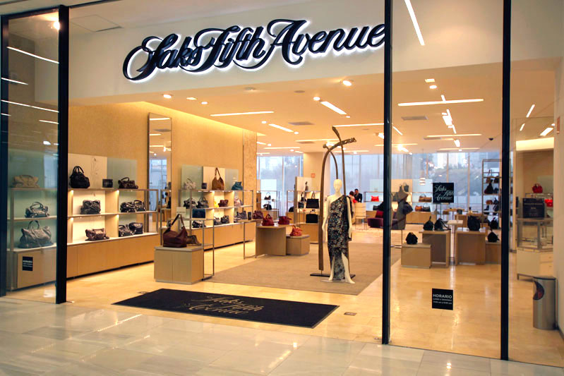 Saks Fifth Avenue will open up to 7 Canadian store locations. Photo:http://hambrechtoleson.com
