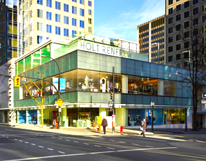 Holt Renfrew's Vancouver store will be expanded and renovated. Photo: Holt Renfrew