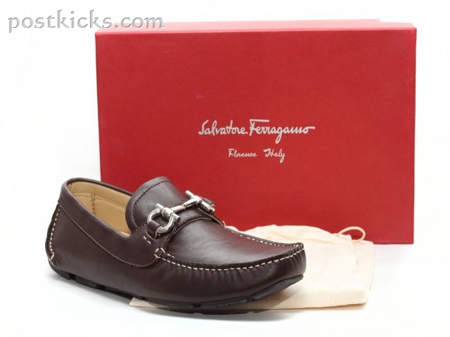 Salvatore Ferragamo men's footwear will be carried at Calgary's Nordstrom. Photo:www.postkicks.net