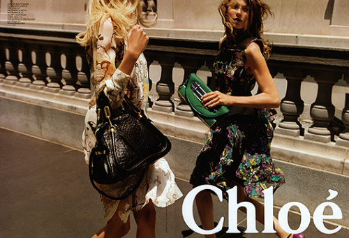 Chloé women's footwear and handbags will be carried at Calgary's Nordstrom. Photo: Chloé
