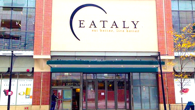 Italian food concept Eataly is coming to Canada, according to sources. Photo:  www.i-italy.org