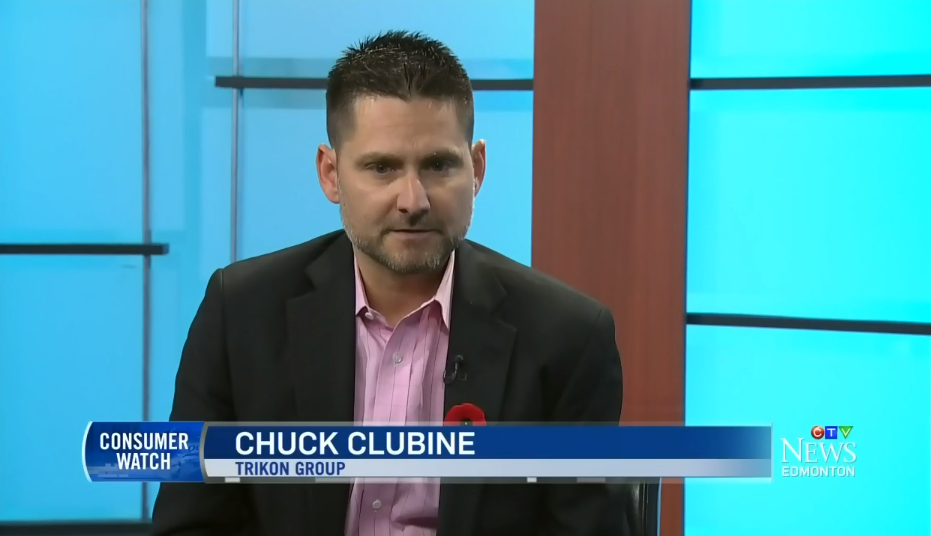 Click this image  to watch the entire CTV news story, including Craig Patterson's comments.