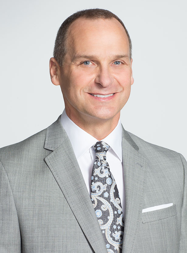 Nordstrom's Ottawa store manager, John Banks. Photo: Nordstrom.