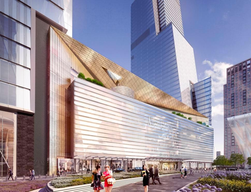 Neiman Marcus' new Manhattan location will span 250,000 sq ft. Photo: Oxford Properties.
