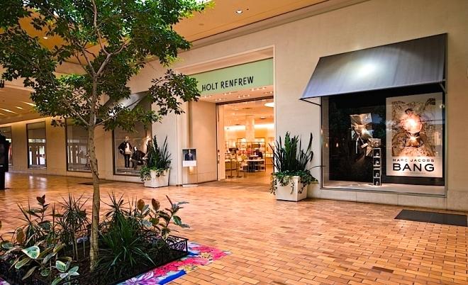 Quebec City store. Photo:www.placestefoy.com