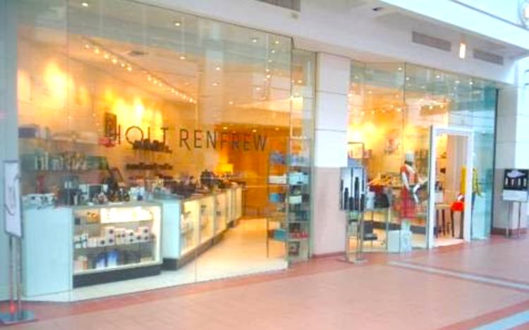 Winnipeg store. Photo: Holt Renfrew