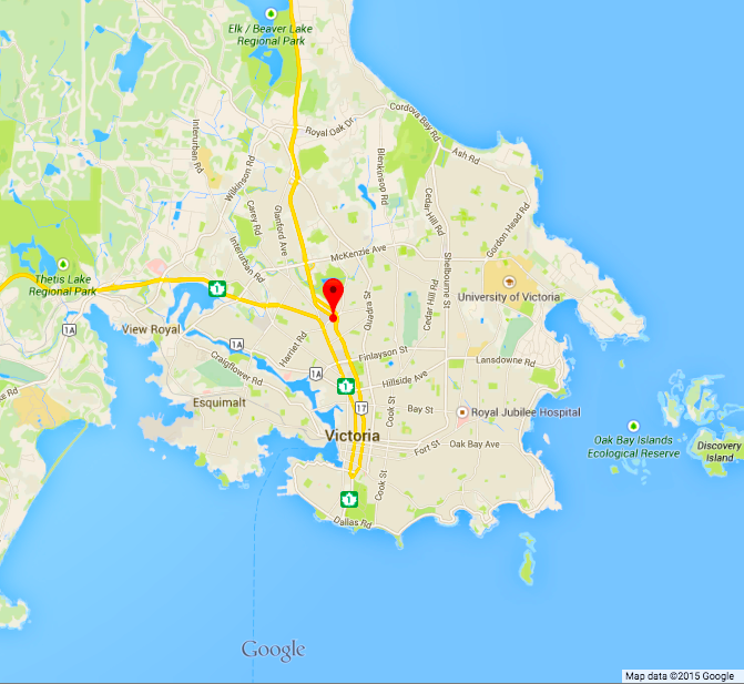 Click above for interactive Google Map.