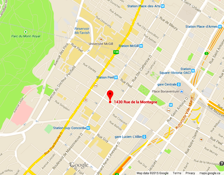 Click map  for interactive Google Map.
