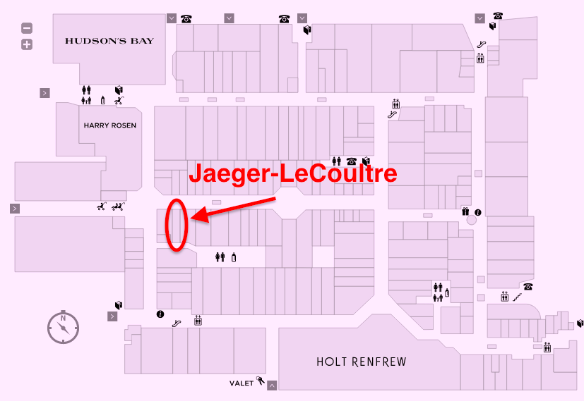 Click image for interactive Yorkdale floor plan.