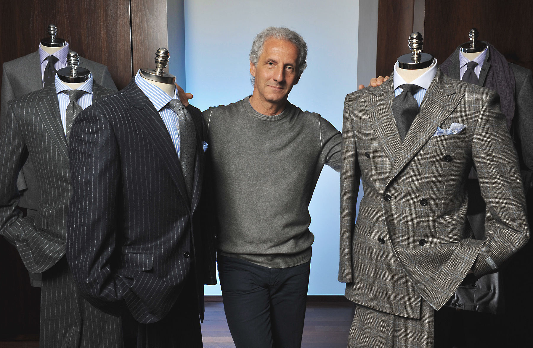 Moores Launches Men S Made To Measure In Its Canadian Stores
