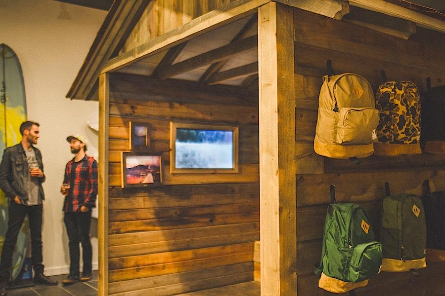 Inside the new Vancouver store. Photo: Robyn Penn,  Maui Maka Photography