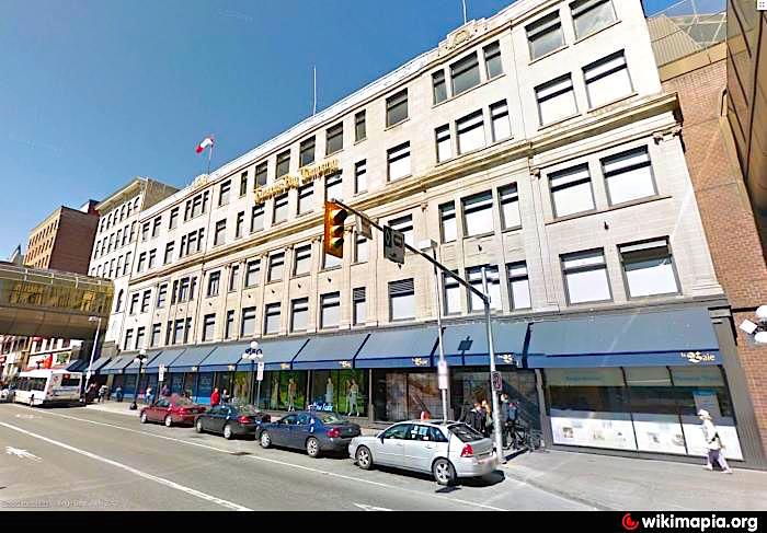 Downtown Ottawa location, via Wikimapia
