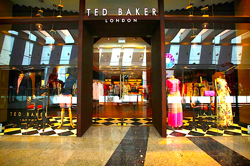Photo: Ted Baker