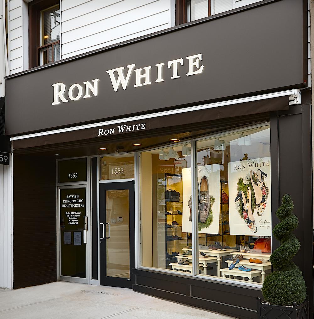 New Leaside store. Photo: Ron White