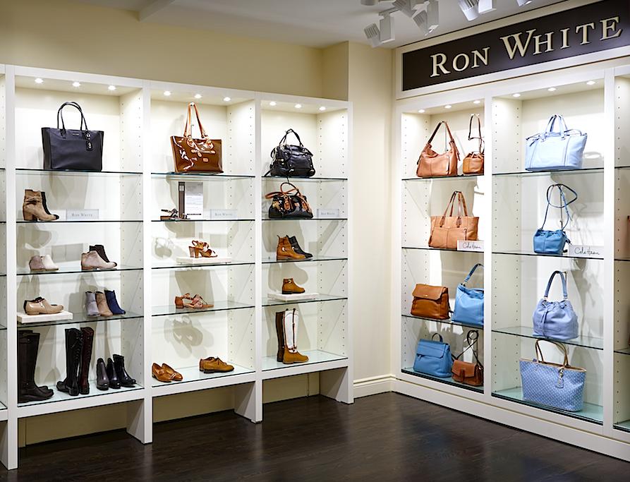 ron white shoes sherway gardens