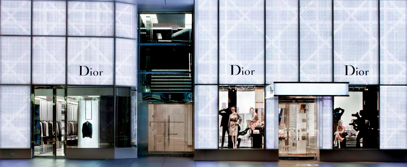 Soon, Dior will open its 1st free-standing Canadian location at 900 W. Georgia St. in Vancouver. A 2nd Dior location will open on Bloor St. W. in Toronto in 2016. Photo:  www.thefashionisto.com