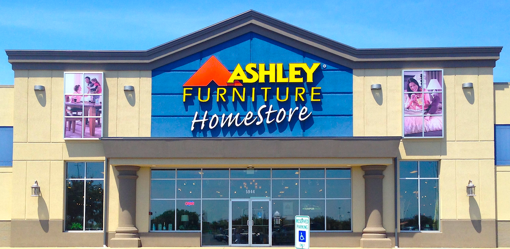 Ashley Furniture Home To Open